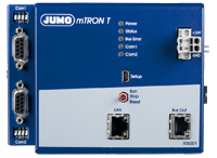 JUMO mTron T - Centralenhed (705001)