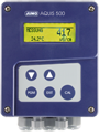 JUMO AQUIS 500 AS - indikator/ regulator til behandling af standard signaler (202568)